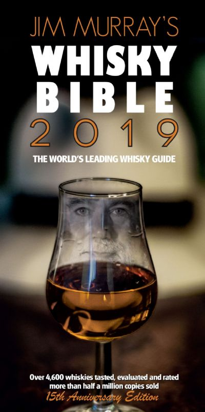 Jim Murray's Whisky Bible 2019 - 15th Anniversary Edition